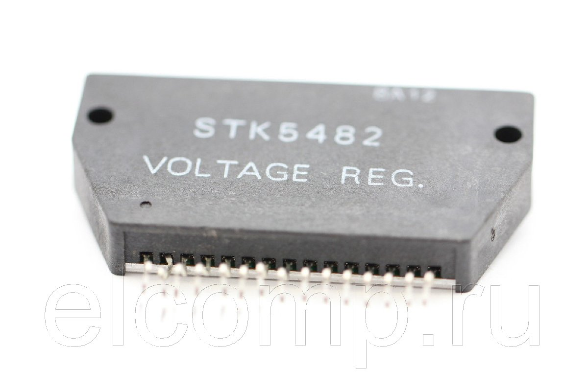 STK5482 : 4 OUT VCR REG. 15/5.8/12/...