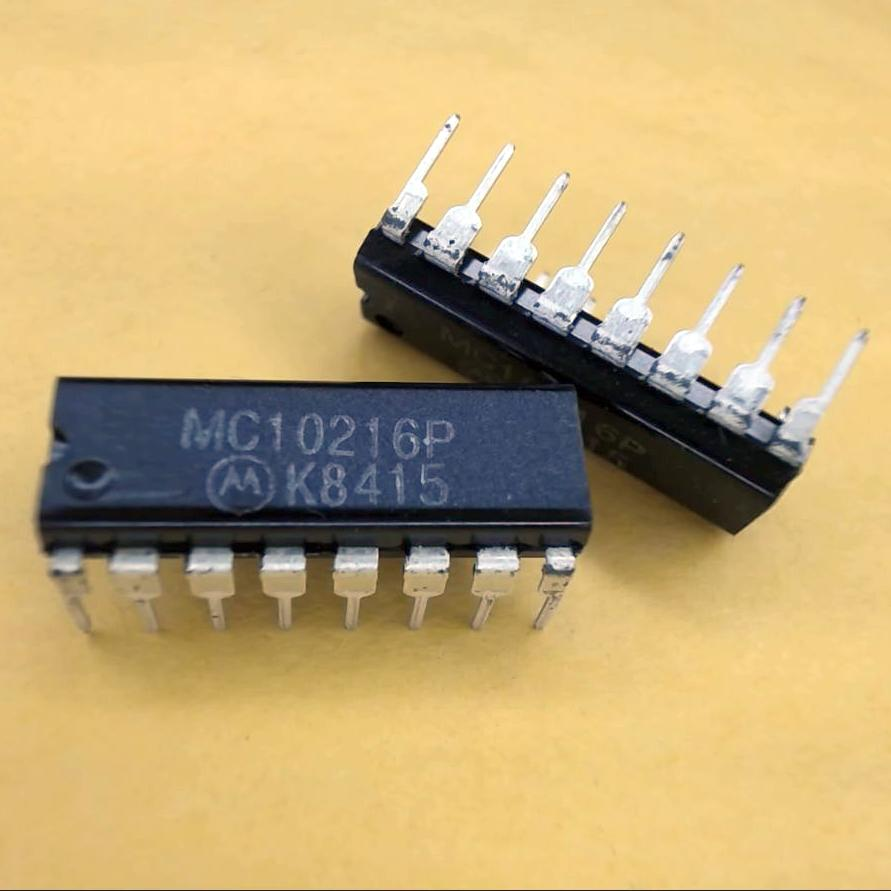 MC10216P : микросхема логики - High Speed Triple Line Receiver