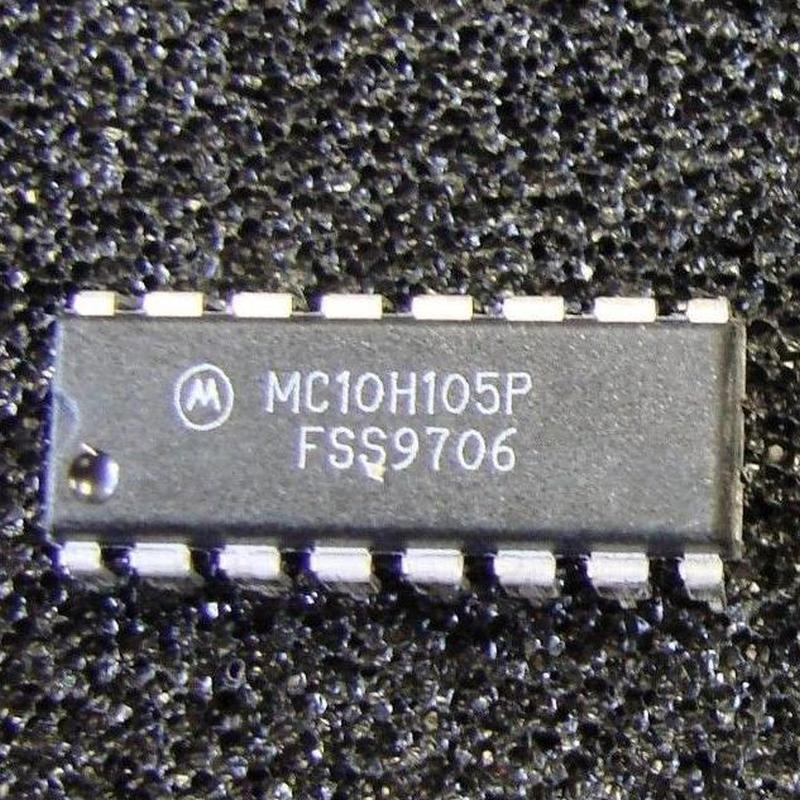 MC10H105P : микросхема логики - Triple 2-3-2-Input OR/NOR Gate